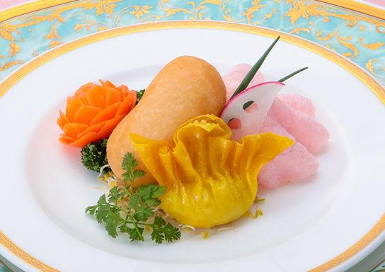 中国料理翠嵐4月のランチコース