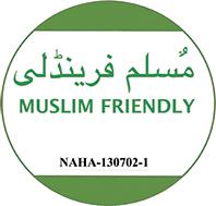 halal muslim