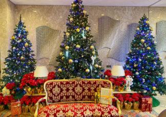 クリスマスディスプレイ2020